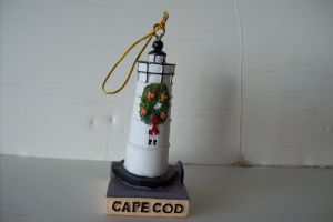 Cape Cod Lighthouse Ornament