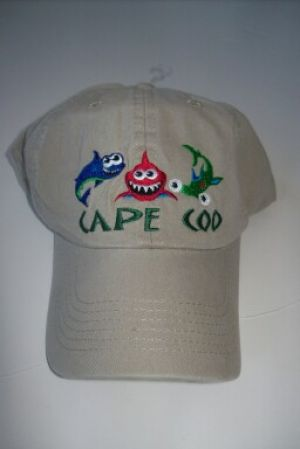Cape Cod Shark Youth Hat