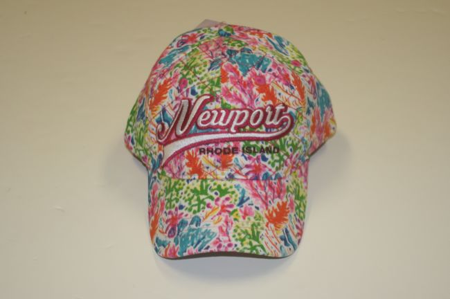 Newport Flower Hat