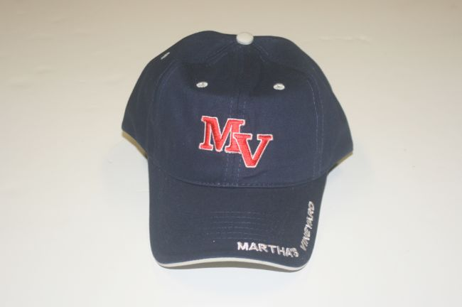 Martha's Vineyard MV Sport Blue Hat