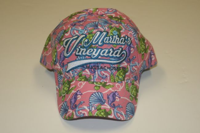Martha's Vineyard Pink Sea Hat