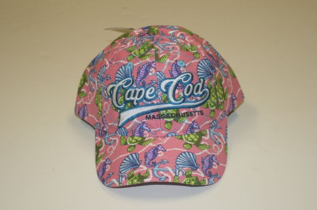 Cape Cod Sea Pink Hat