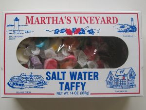Martha's Vineyard Salt Water Taffy